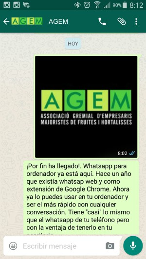 Whatsapp - AGEM