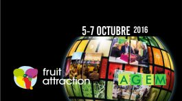 Fruit Attraction 2016 - AGEM - Mercabarna - Mayoristas de Frutas y Hortalizas