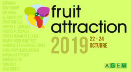 FRUIT ATTRACTION 2019 - AGEM - Mercabarna - Mayoristas de Frutas y Hortalizas